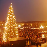 Austrian Tradition: Adventmarkt
