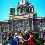 Museum of Fine Arts: Viennese Architecture