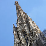 St Stephen's cathedral, Stephansdom Wien