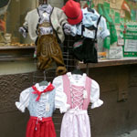Austrian Traditional Fashion: Trachten