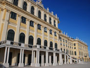 Visit the world-famous Schönbrunn Palace