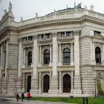 Burgtheater, National theater, Vienna sightseeing