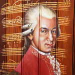 Wolfgang Amadeus Mozart: Famous Composers in Vienna