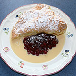 Austrian Recipes: Salzburger Nockerln