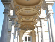 Magnificent Gloriette arcade