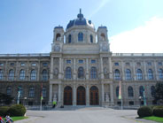 'Kunsthistorisches Museum' - Vienna's art museum directly at the Ring Boulevard