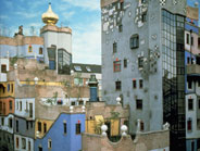 The Hundertwasserhouse
